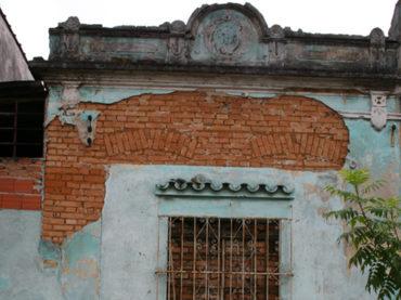 Casa Demolida – rua Santa Clara, 339