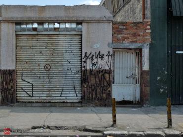 Armazém Demolido – Rua Canindé, 537