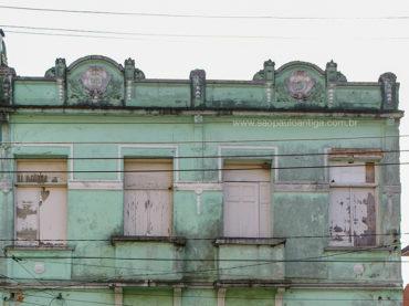 Sobrado de 1922 – Rua do Carmo, 217