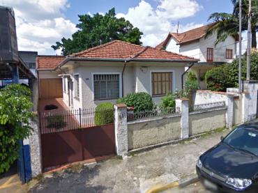 Casa Demolida – Rua Demóstenes