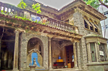Casarão da Rua Cincinato Braga, 434