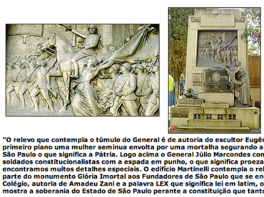 Jornal copia texto e imagens do blog São Paulo Antiga