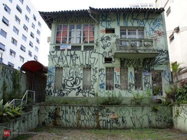 Sobrado – Avenida Rebouças, 1128