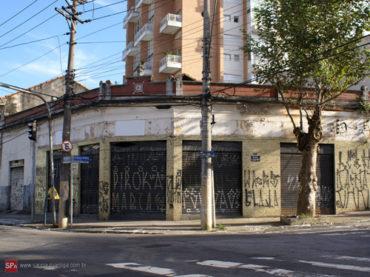 Armazém – Rua França Pinto, 1164