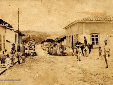 Santana de Parnaíba 1910 & 2010
