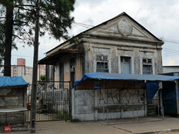 Casa do Engenheiro da Estação – Itaquera