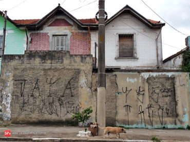 Sobrados – Final da Rua Taquari
