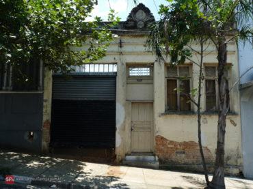 Fachada Antiga – Rua Fortaleza, 172