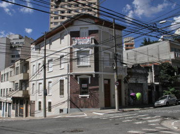 Prédio – Rua Conselheiro Ramalho, 899