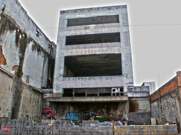 Edifício – Rua Dr. Almeida Lima s/n