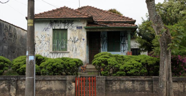 Casa Demolida – Rua Distrito Federal, 72