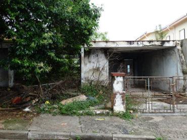 Casa Demolida – Rua Francisco Antunes, 746