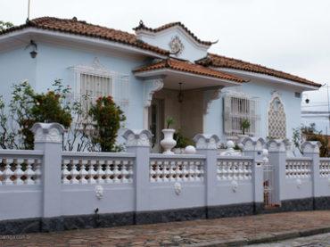 Casarão Demolido – Rua Antônio Guganis, 339
