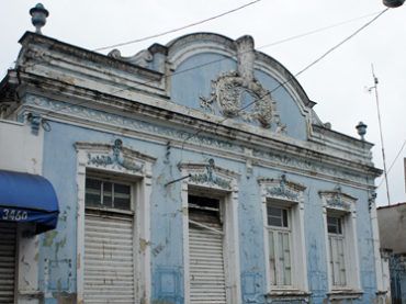 Casa Antiga – Rua Bernardino de Campos, 290