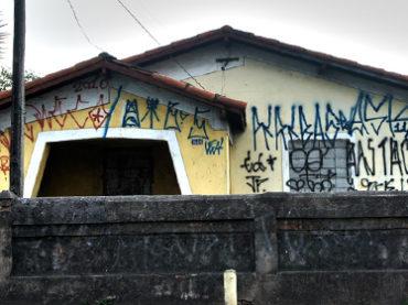 Casa – Rua Damásio Pinto, 1684