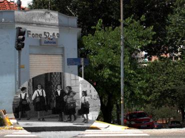 Av. Prof. Alfonso Bovero x Rua Tucuna – 1950 & 2012