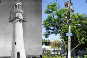 Mirante do Jaguaré – 1943 & 2012