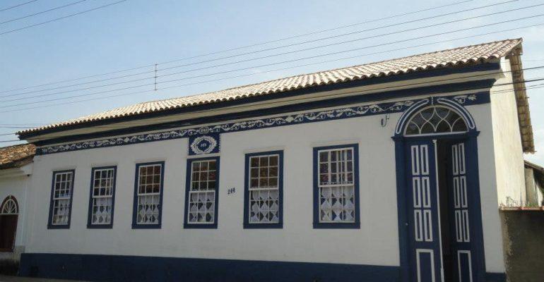 Casa Colonial de 1868 em Areias