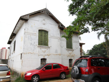 Casa Antiga – Rua Sabbado D`Angelo