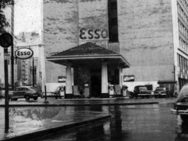 Auto Posto Timbiras – 1950 & 2012