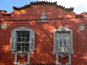 Sobrado – Rua Sabaúna, 103