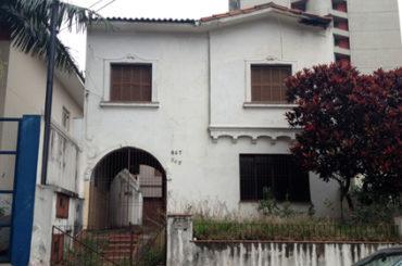 Sobrado – Rua Tomás Carvalhal, 945