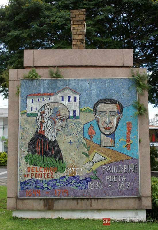 Jesuíta Belchior de Pontes e o grande poeta Paulo Eiró