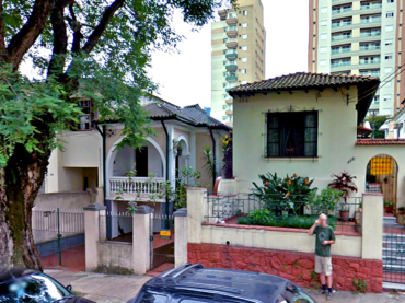 Casas Demolidas – Rua Pelotas, 450 a 486