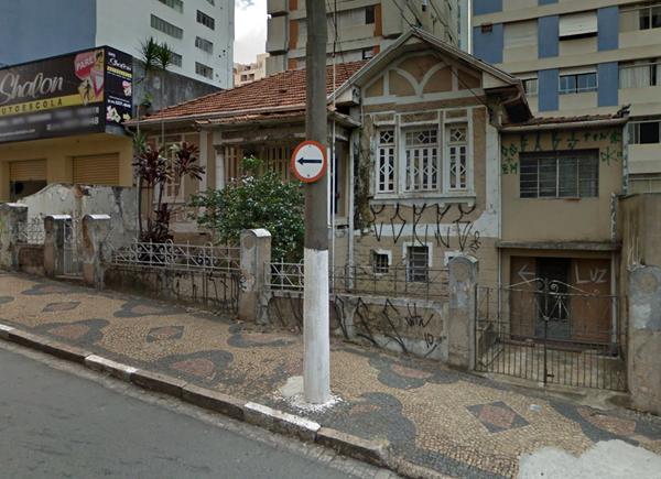 Crédito: Divulgação / Google Street View
