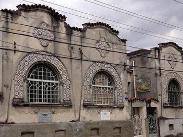 Casas – Rua Sousa Caldas 204 a 214