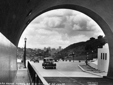 Túnel 9 de Julho – 1946 & 2013