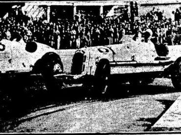 Em 1936, o Primeiro Grande Prêmio Cidade de São Paulo