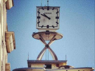 Um primor de relógio!