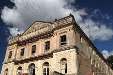 Colégio São Luiz (Teatro Carlos Gomes)