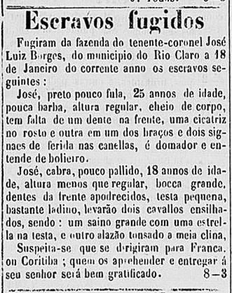 Correio Paulistano 1872