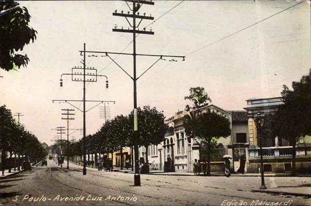 Avenida Brigadeiro Luis Antonio