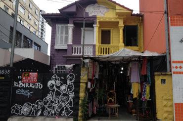 Sobrados – Rua Cardeal Arcoverde 1836 e 1838