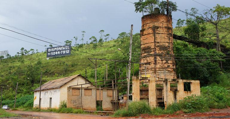 Gato Preto – O triste fim de um patrimônio histórico