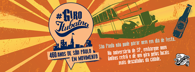 #GiroItubaína