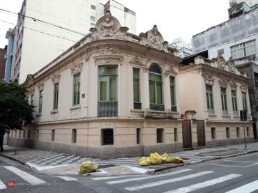 Residências de 1897 – Rua Bento Freitas 76 a 88