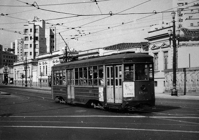 São Paulo em 1952 (clique na foto para ampliar).