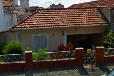 Casa Demolida – Rua Omachá, 275