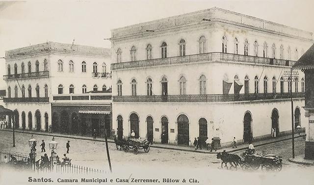O local em meados do século 19 (clique na foto para ampliar)