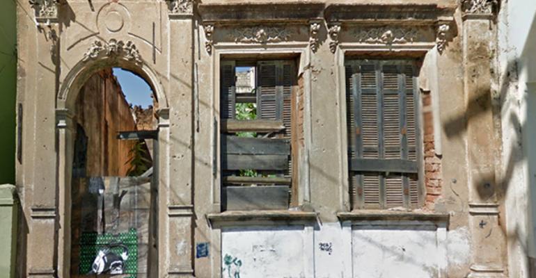 Casa Abandonada – Rua José Lucas, 174