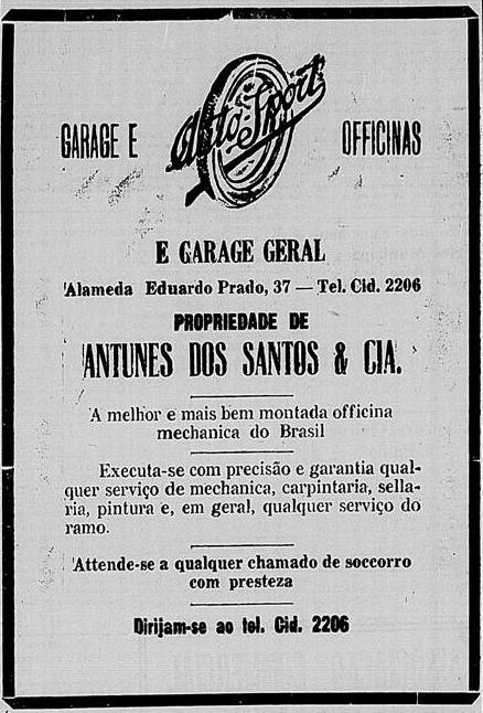Correio Paulistano 06 de Janeiro de 1924