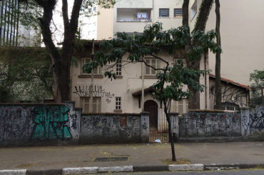 Sobrado – Avenida Angélica, 955