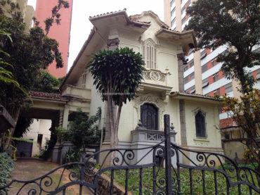 Casarão – Alameda Joaquim Eugênio de Lima
