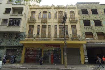Sobrado – Avenida Cásper Líbero, 447