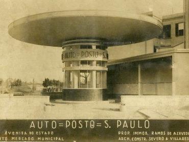 Auto Posto S. Paulo
