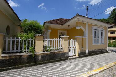 Casa da Praça Rubião Júnior